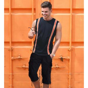 xray cargo shorts below knee capri 3/4 shorts mens shorts
