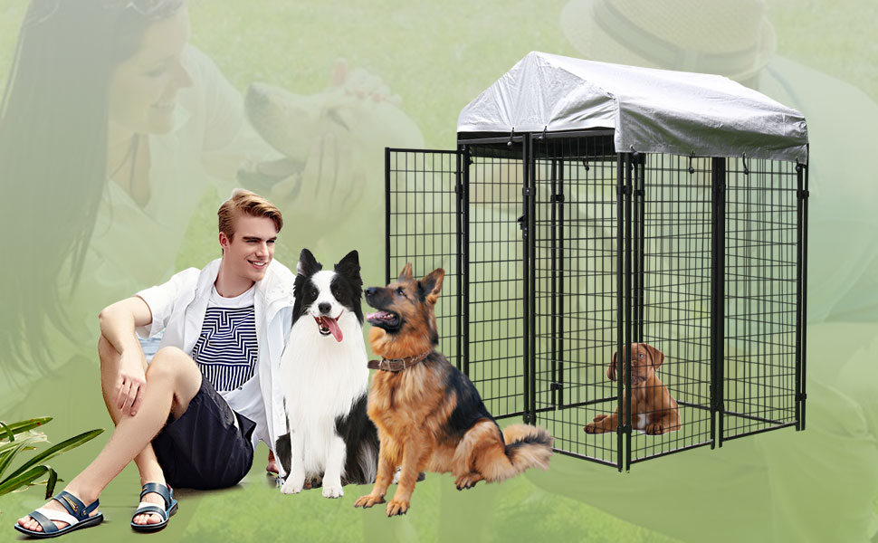 Our Medium Dog Kennel