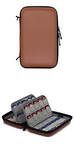 Amazon.com: Sisma 64 Game Card Holder Storage Case for ...
