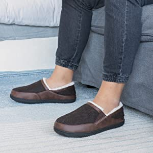 Comfy house slippers for your tired feet