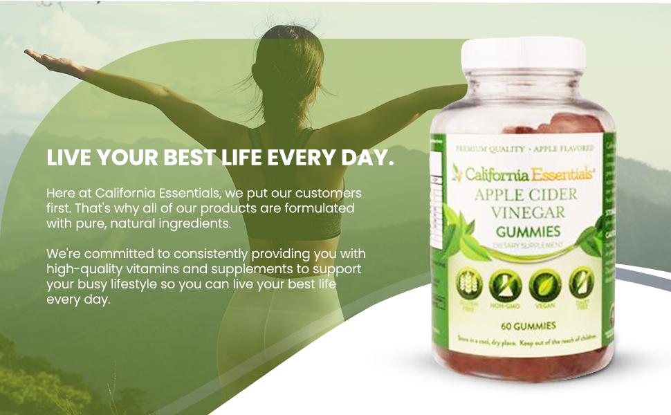 California essentials weight loss supplement