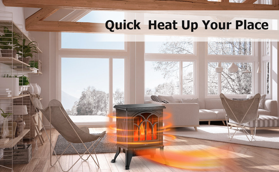 Quick Heat Up Your Home