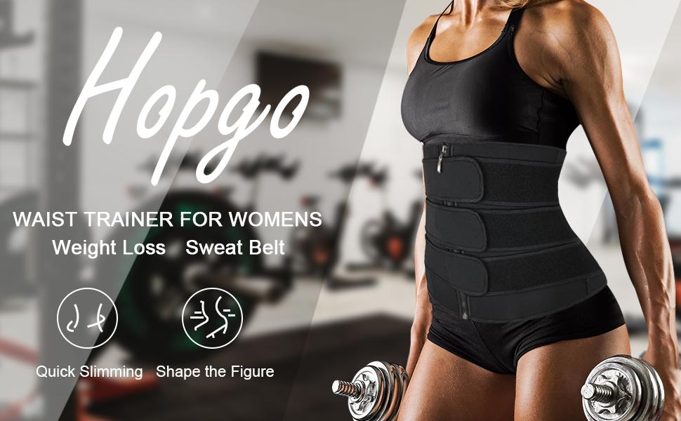 Hopgo Waist Trainner for womens