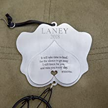 engravable pet gift, personalized pet gift, pet synpathy gift, pet windchime