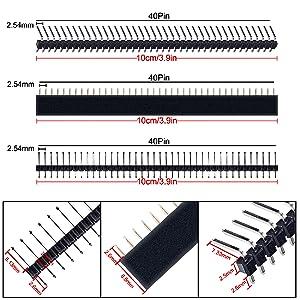 5x7cm 432 Trous Protoboard de Circuit Imprim/é Universel /à Double Face /Étam/é pour Le Projet /Électronique de Brasage Bricolage Kit de Prototype de Carte de Circuit Imprim/é Double Face de 10 Pcs