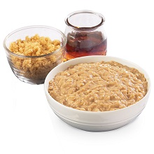 BariWise Weight Loss Breakfast: Maple Brown Sugar Oatmeal