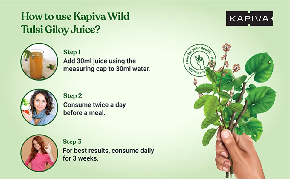 kapiva,ayurveda,health,wellness,tulsi,giloy,juice,immunity