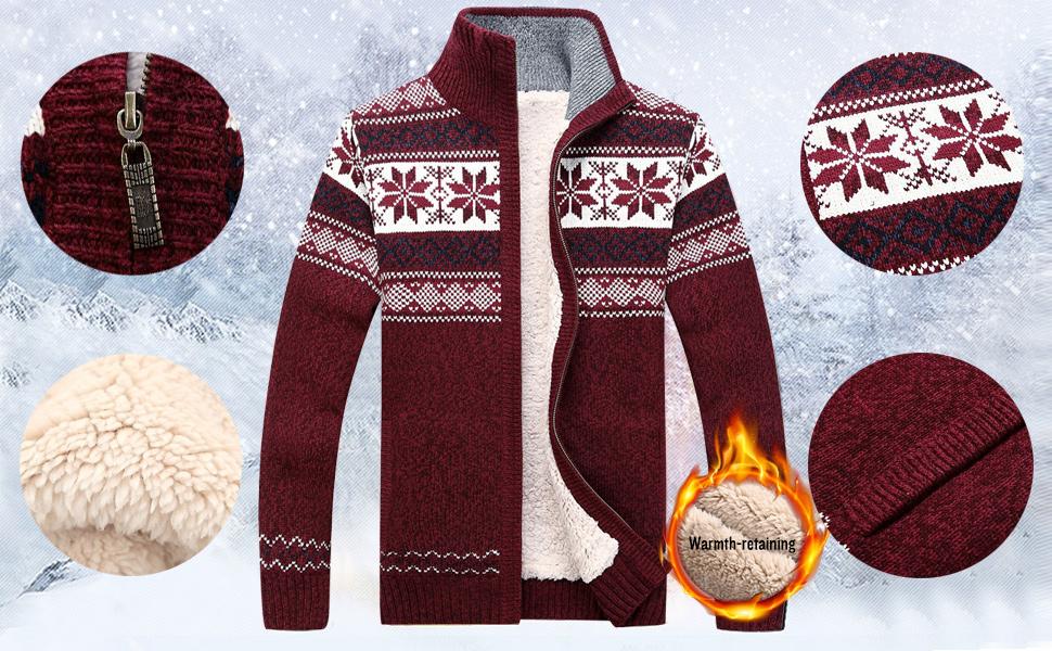 Men Winter Sweater