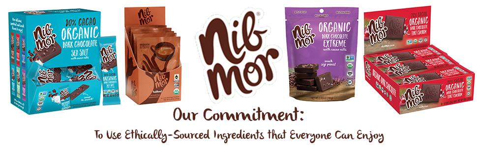 70 80 82 85 90 100 % cacao chocolate nibmor nibmore nib mor belgium best bulk bar snacks squares