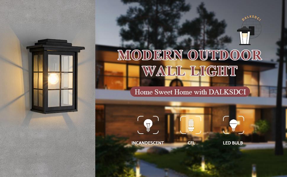 modern outdoor wall light exterior wall light fixture outdoor porch light driveway light