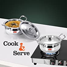 COOK AND SERVE