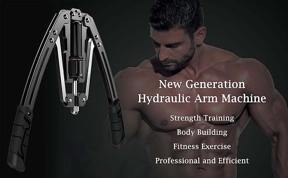 arm strength training machine training bar fitness exercise body building sport training