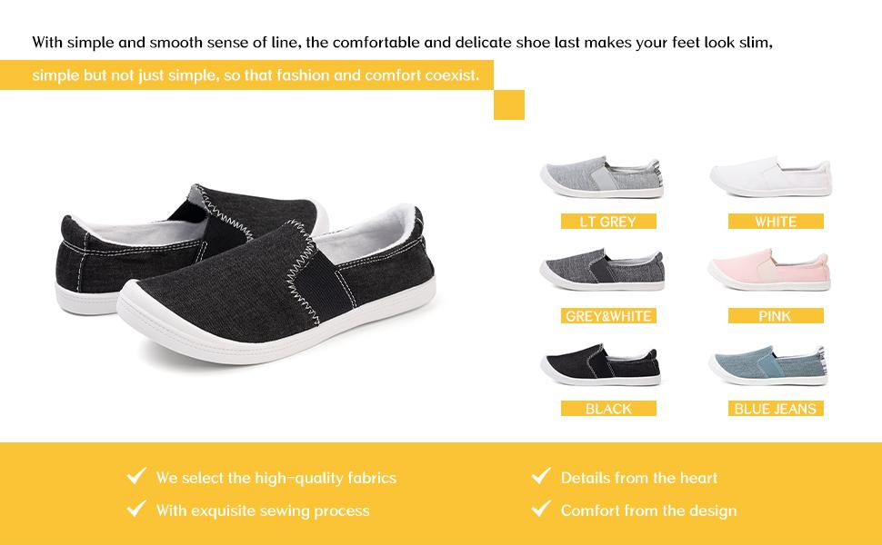 Multi-color shoes