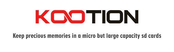 kootion micro sd cards