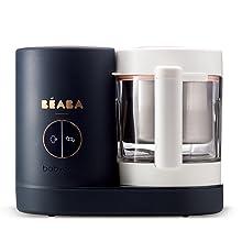beaba, baeba, babycook, food processor, baby food maker, steamer and blender