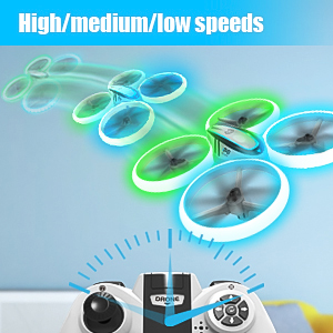 drone high speed