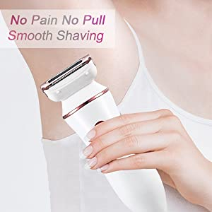 Flawless Painless Smooth Shaving