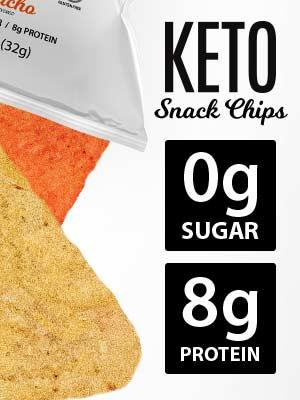 keto spicy nacho
