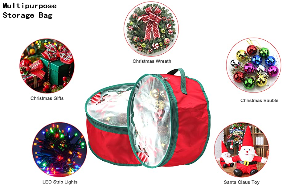 Garland Bags Christmas Decoration Cases