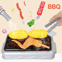Cup & Plates BBQ Fry Cook Steam