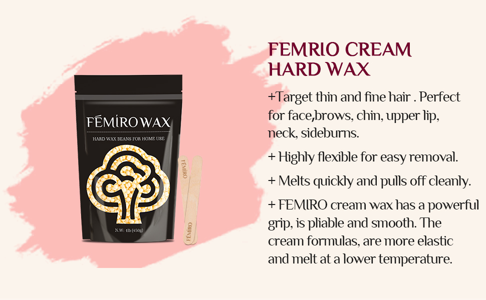 wax beads for hair removal kit