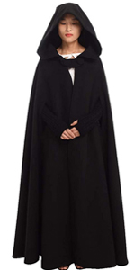 woolen cape