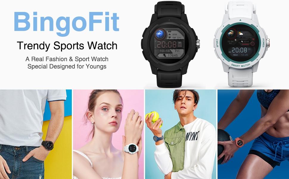 fitness smart watch sport watch