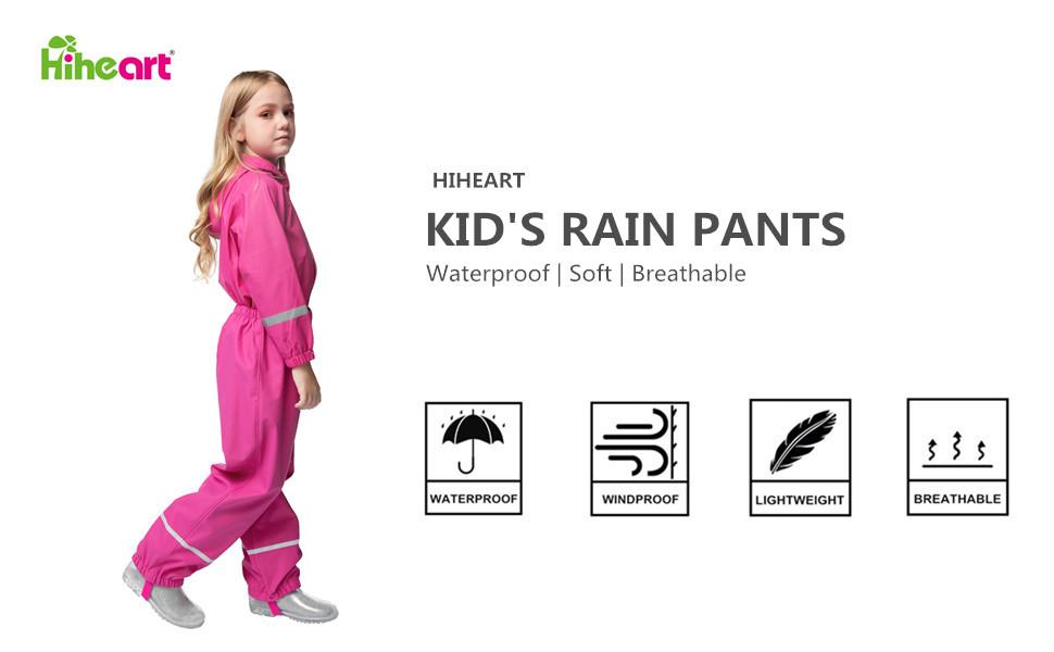 waterproof rainwear