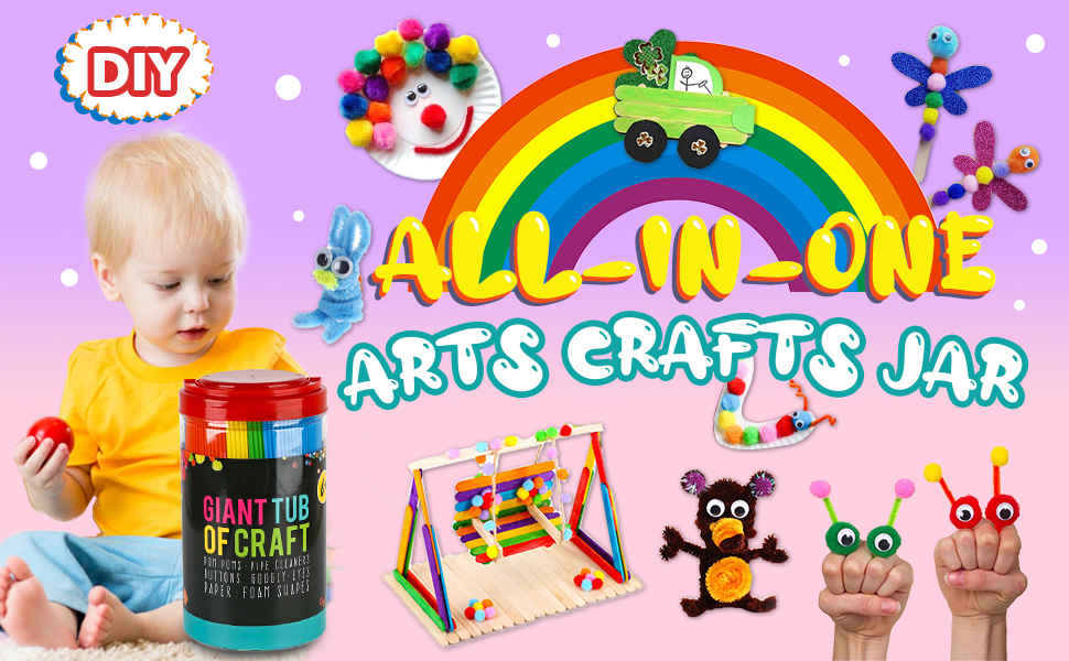 art craft kit