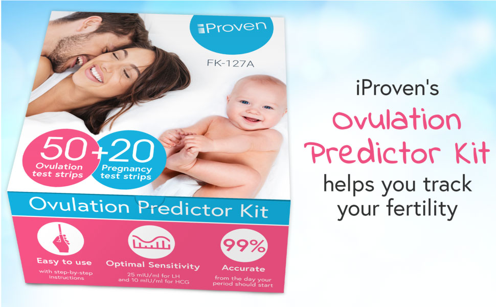 Ovulation strips