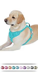 Air Mesh No Pull Dog Harness