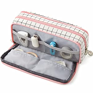 pocket for small items pencil bag