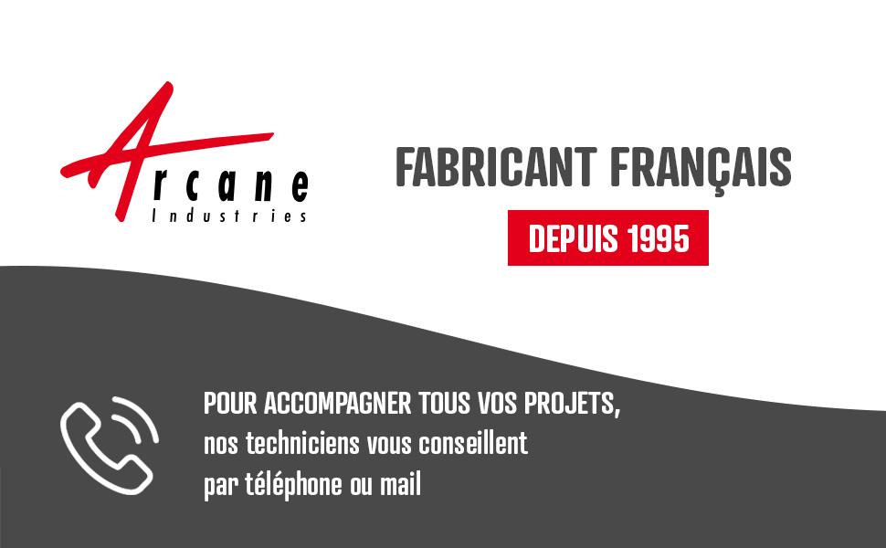 Franse fabrikant sinds 1995.