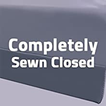 Completely Sewn Closed