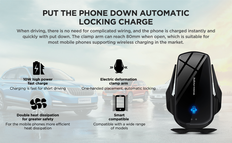 charger for car wireless