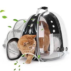 cat carrier backpack