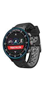 CANMORE GOLF GPS Watch TW-402 Multi Sports Watch