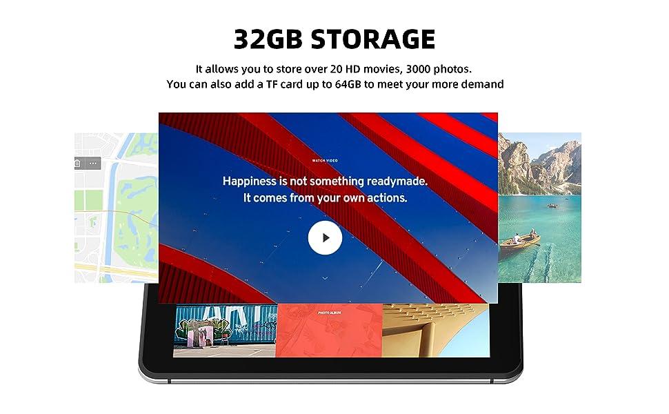 32 GB TABLET