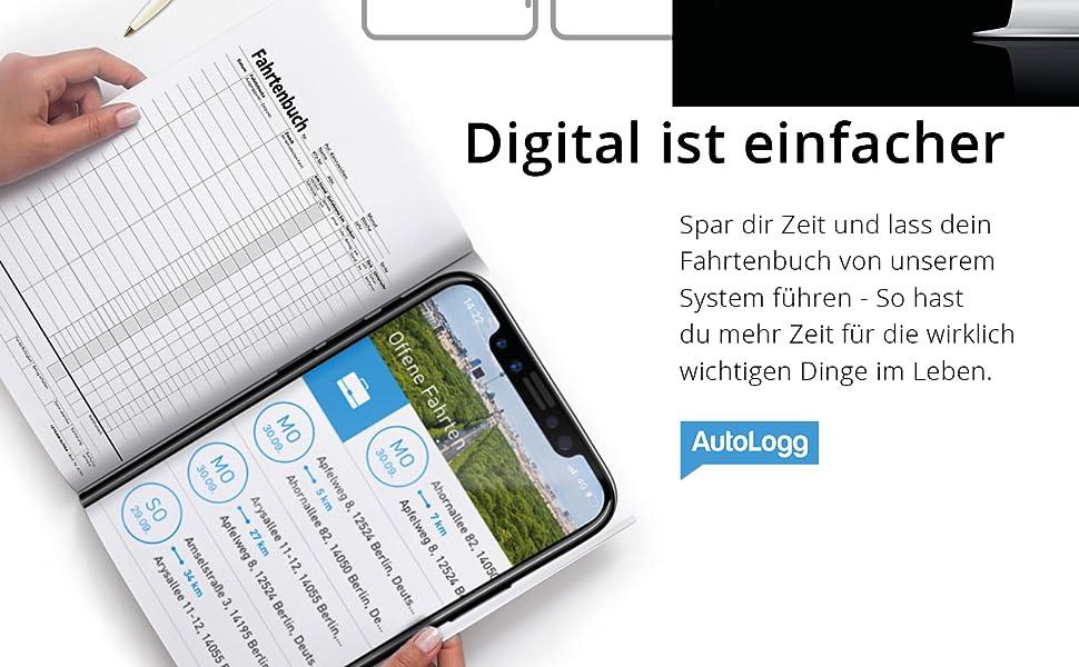 AutoLogg- Digital ist einfacher