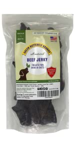 beef jerky for dogs made in usa beef heart jerky made in usa only beef heart dog treats taurine