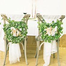 wedding garland decoration