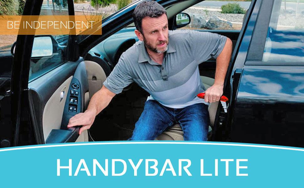 stander handy bar vehicle automotive car cane auto assist handle support grab bar emergency mobile