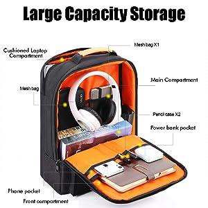 Large Capacity Storage