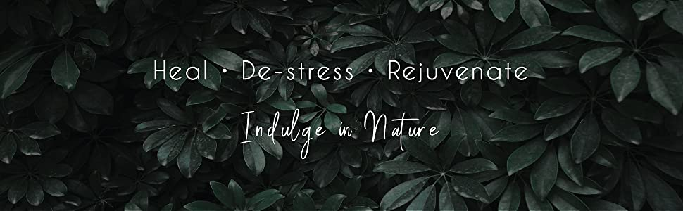 Heal De-stress Relax with Aroma Tierra