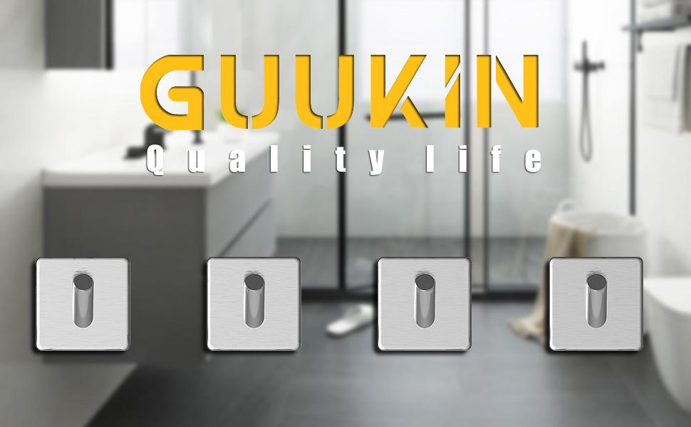GUUKIN Wall Hooks