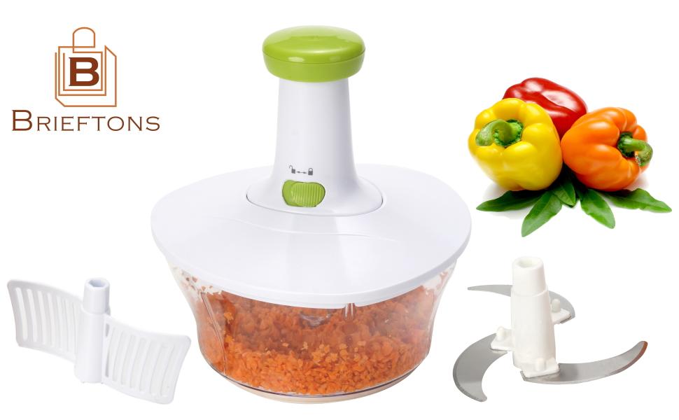 Brieftons Express Food Chopper