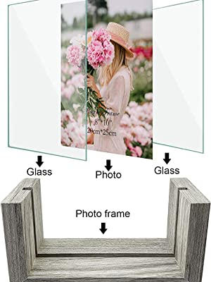 8x10 frame set