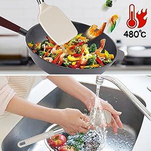 heat resistant&easy clean