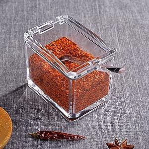 Acrylic Seasoning Box