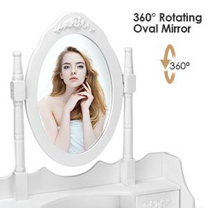 Senior Mirror